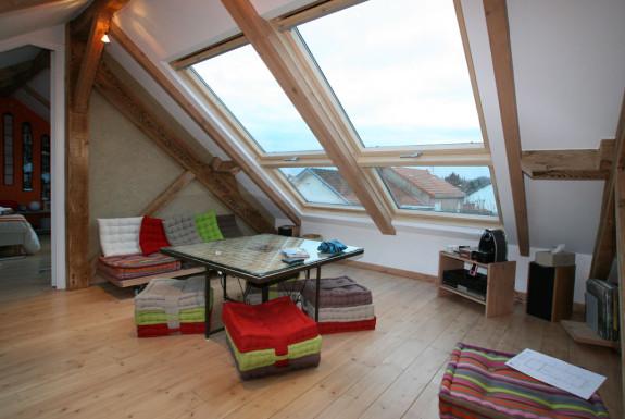 les combles nantais am nagement combles et charpentes nantes loire atlantique 44. Black Bedroom Furniture Sets. Home Design Ideas